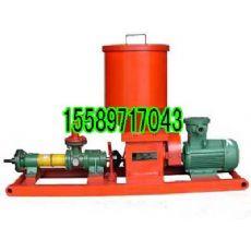 SLB-II水泥砂漿封孔泵