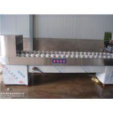 間歇式沖控洗瓶機回轉式沖控機沖瓶機產量大瓶型多