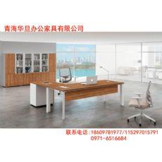 西宁西宁办公桌零售,认准青海华旦办公红木|西家具老家具板独图片