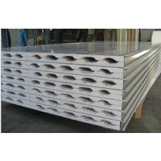 中春厂家供应硫氧镁彩钢板 食品车间隔断硫氧镁净化板