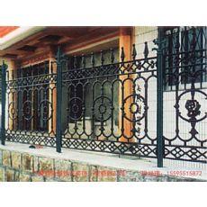 银川铸铁围栏厂家直销——造型美观独特的铸铁围栏推荐