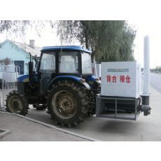 黑河备台粮仓厂家|黑龙江背台粮仓专业供应