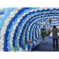 【青岛气球放飞】哪家好?青岛逗儿乐气球装饰