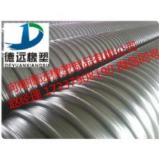靈寶鋼帶波紋管廠家 盧氏聚乙烯波紋管廠家 魯山鋼帶增強波紋管