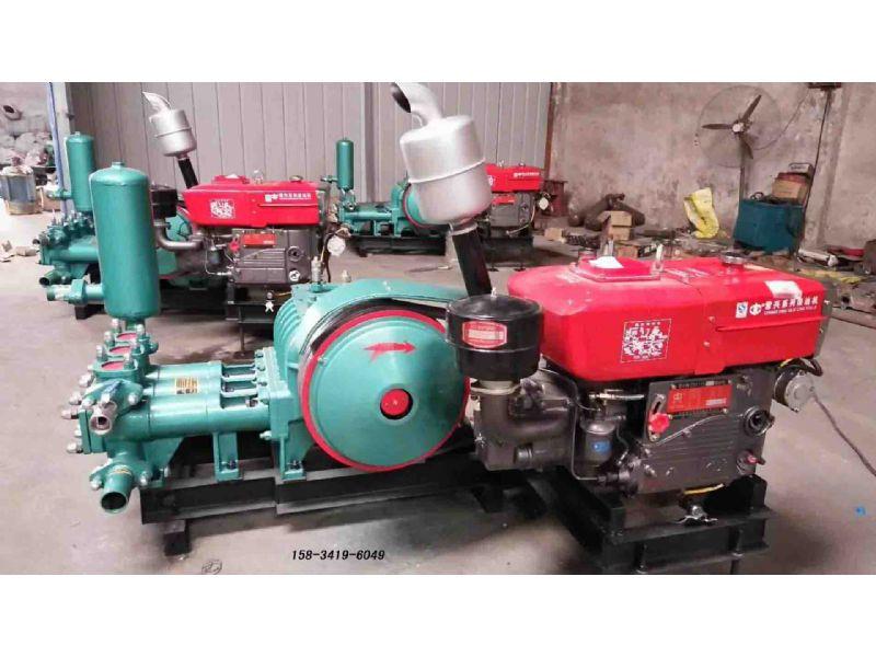 成都泥浆泵厂家 成都小型泥浆泵