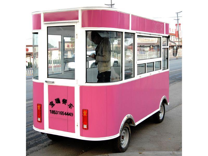 北京市餐车加盟小吃车好项目