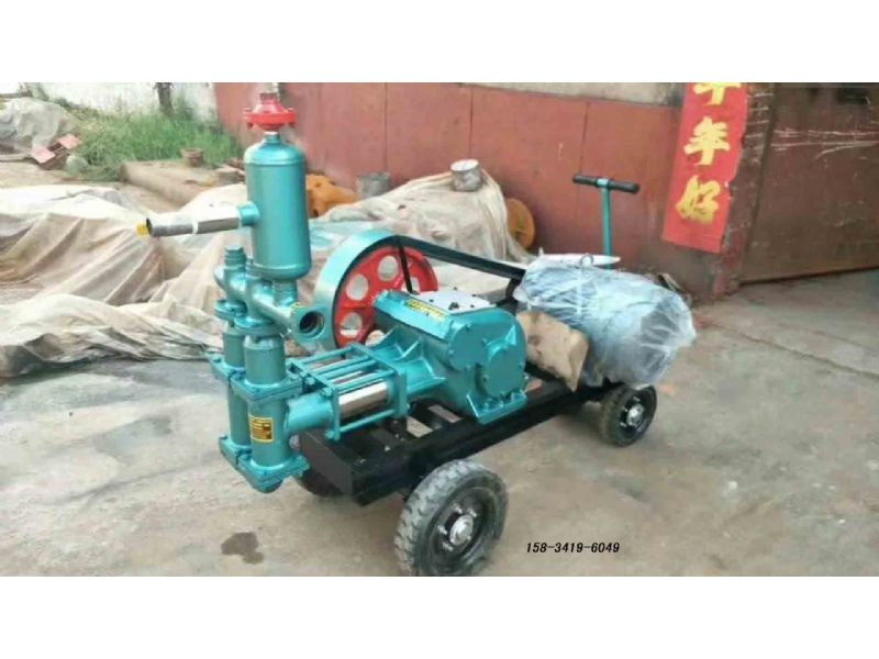 石家庄泥浆泵厂家 石家庄小型泥浆泵