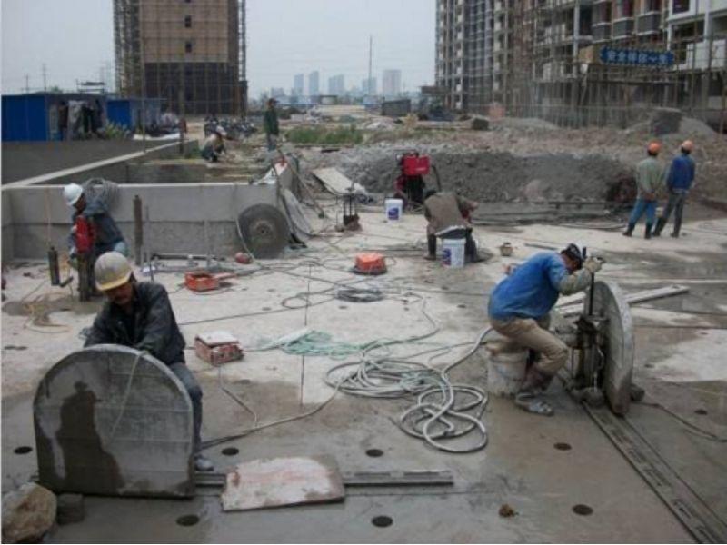 宁国混凝土墙体切割一站式项目承包 无额外收费