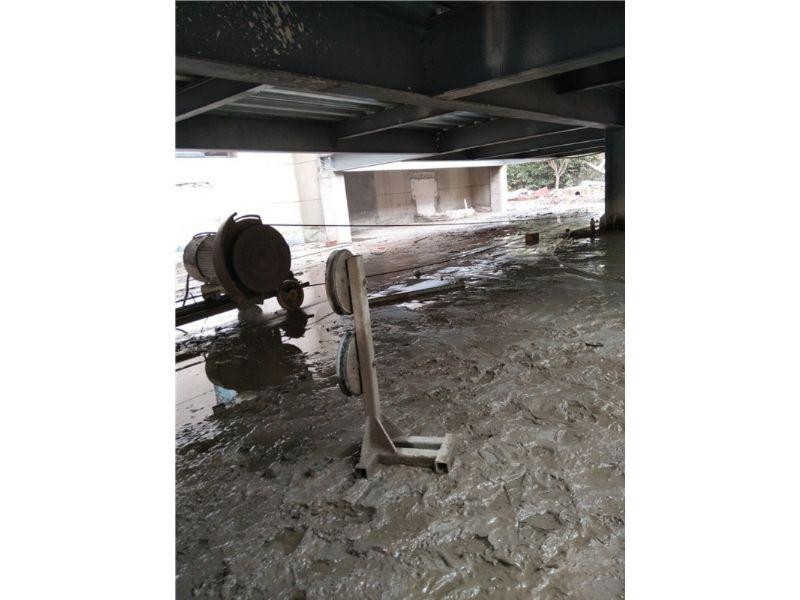 长兴混凝土静力切割专业切割施工队伍强大