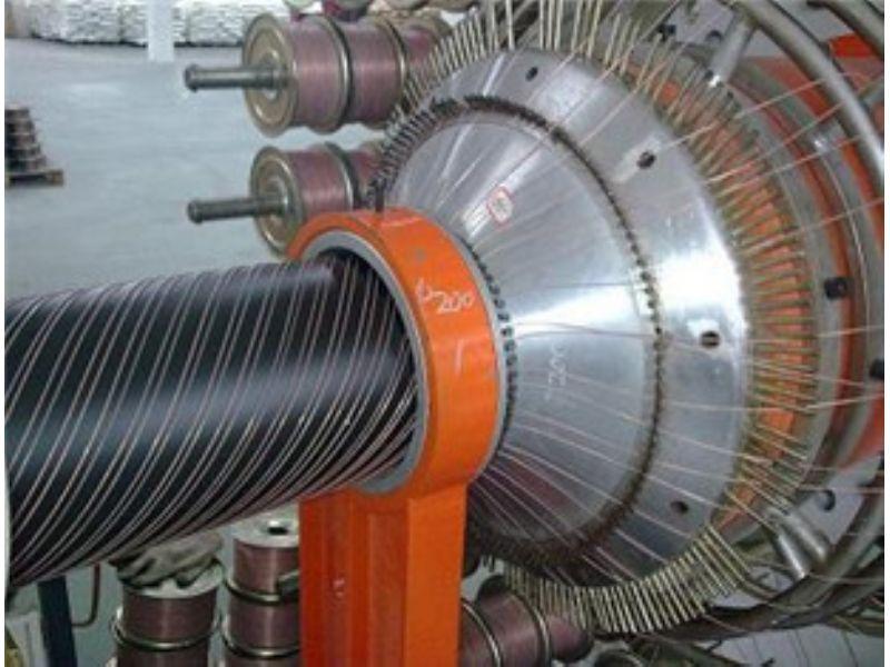信阳100级pe钢丝网骨架管生产厂家供应批发