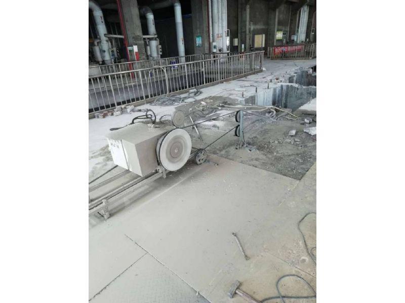 嘉兴厂房设备基础切割施工经验丰富