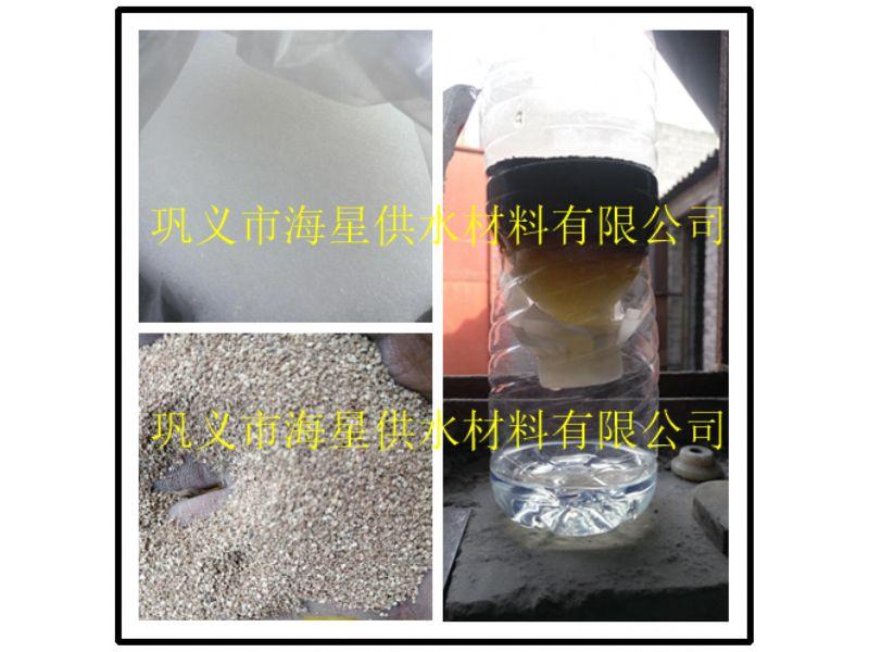 上海石英砂滤料价格