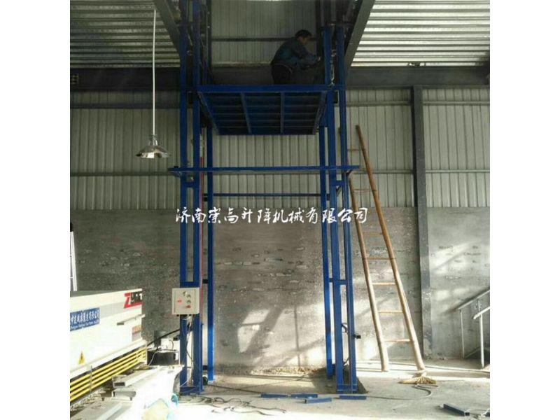 南充升降货梯K厂家小型升降台K