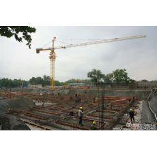 商洛QTZ6012建筑塔吊38萬優質QTZ80匯友塔機廠家制造