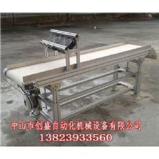 惠州帆布输送机_帆布带输送机价格-创盛自动化机械