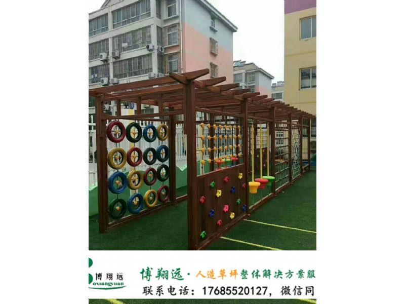 人造草坪足球场结构做法(案例分享:营口、赣州)