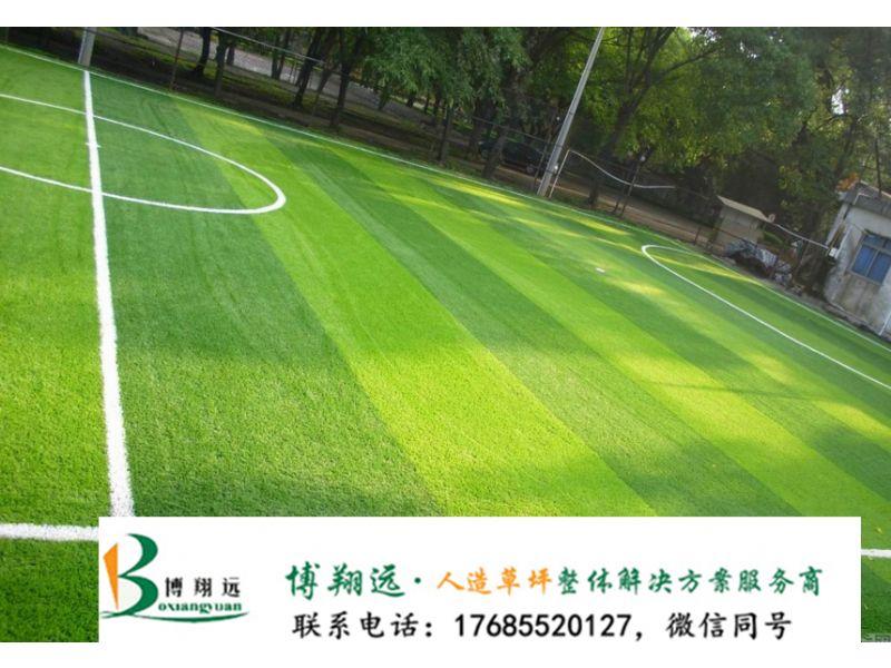 足球场人造草坪维护费(案例分享:鞍山、太原)