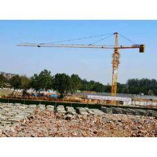 衡水臂長50米建筑塔吊QTZ5011匯友塔機出廠40米限時搶購