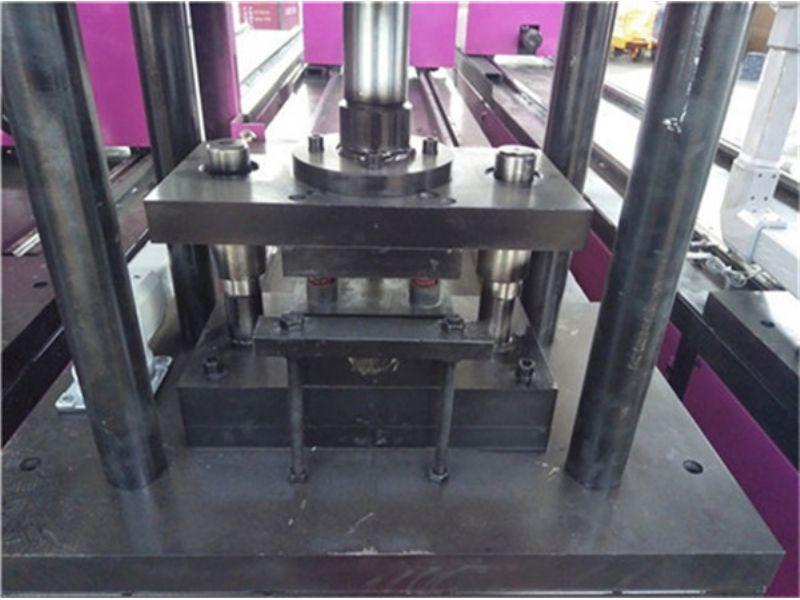 安徽滁州数控小导管锥尖机注浆小导管打孔机生产厂家