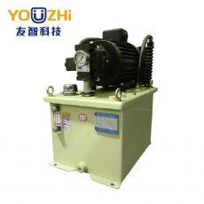 液压站_上宁波友智_可定制液压系统_液压泵站