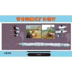 大量供应有品质的带骨架囊式扩体锚杆 质量过硬带骨架锚杆