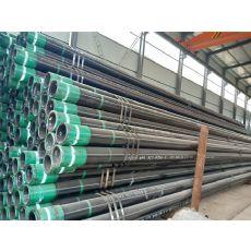 API5CT美标石油套管-J55-钢管生产工艺流程图