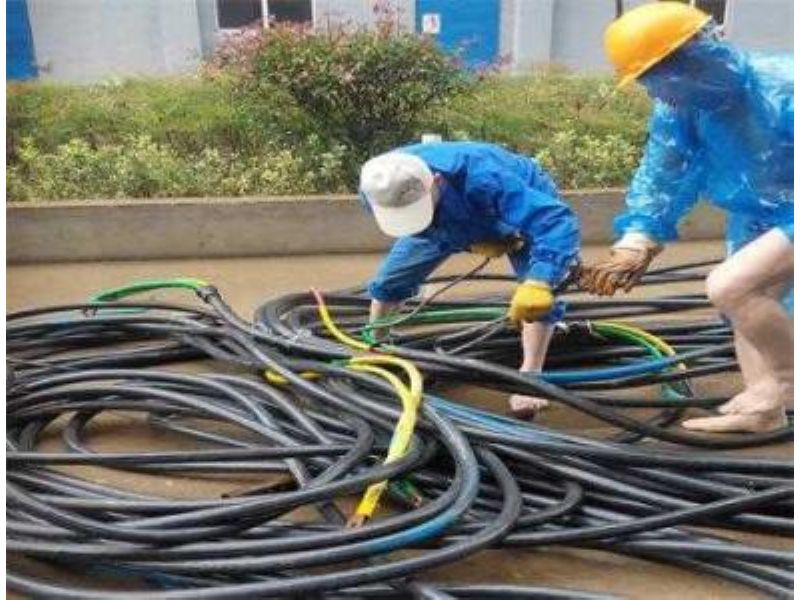 闸北区旧电缆线回收 配电房电缆回收