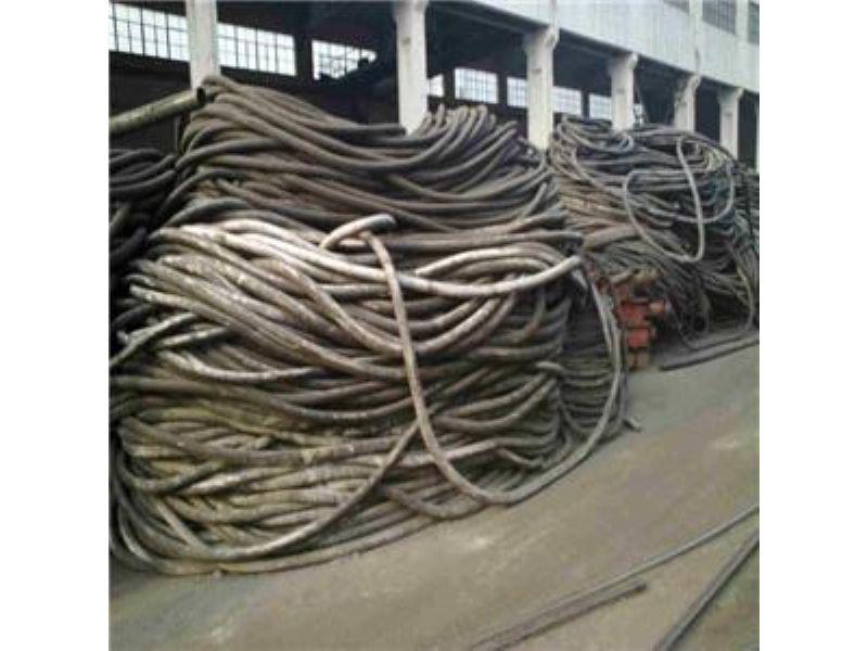 蚌埠市废旧电缆线回收 回收铝芯电缆线