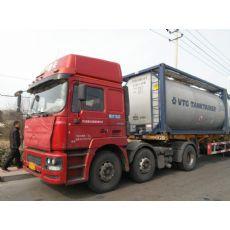 青岛到东营危险品运输哪家好-东雍裕隆提供专业危险品运输