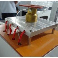 GB2099.1帶絕緣護套插頭插銷耐非正常熱試驗裝置