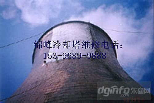 温州冷却塔人字柱梁柱加固防腐公司服务客户