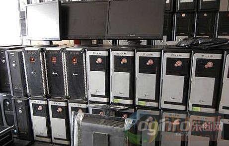 天河废旧电脑回收