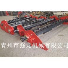 玉米收割机前滚刀价格 强龙机械山东玉米收割机前滚刀怎么样