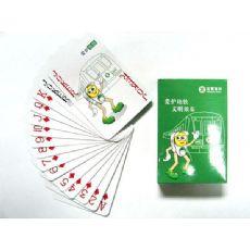广告扑克牌印刷价格_山东麒麟扑克