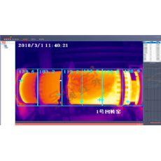 危险废物焚烧炉热成像仪温场监控
