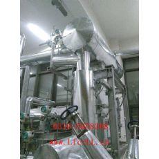 彩钢板工业管道保温施工队硅酸铝设备保温工程