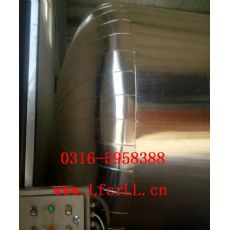 设备保温施工 脱硫塔防腐保温 彩钢板保温施工
