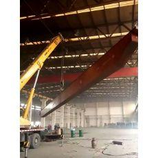天津市回收龙门吊回收行吊天车-点击查看原图