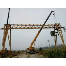 天津市回收龙门吊回收行吊天车