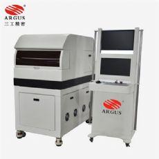 义乌三工激光工业电子厚膜电路功能调阻机调阻精度高