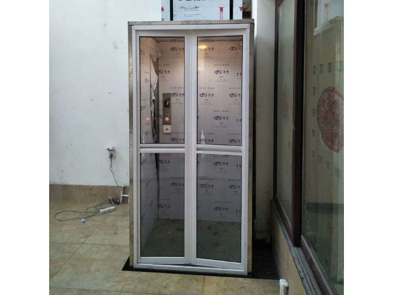 新余分宜县~家用电梯~市场报价家庭式迷你小电梯