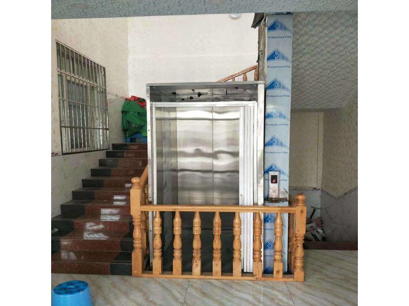 运城闻喜县~家用电梯~批发3层8.5米复式电梯