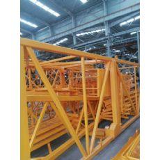 南陽QTZ50塔機及QTZ5010匯友塔機標準節價格塔吊標準節加工