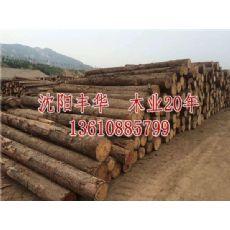 营口白松木材
