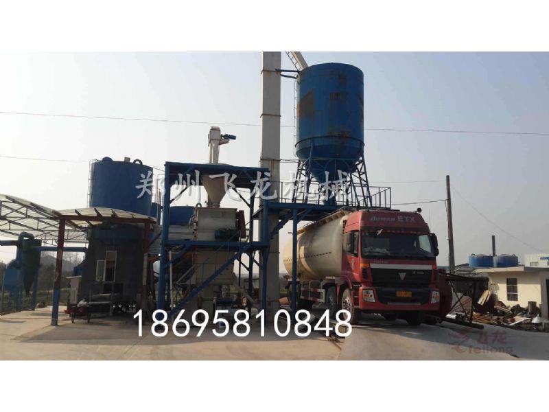 泰州干粉砂浆设备/山东干粉砂浆生产设备(5万吨/年)