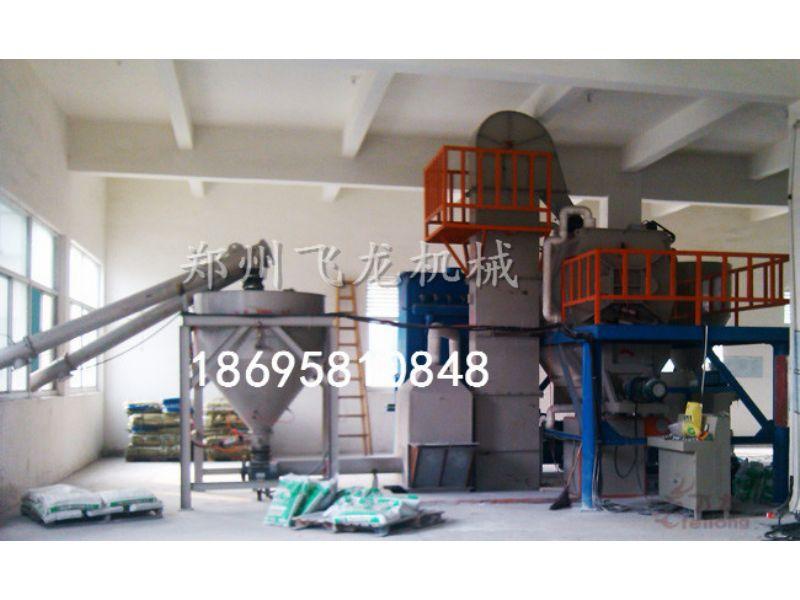 怀化干粉砂浆设备/保定成套干粉砂浆设备(全自动型)