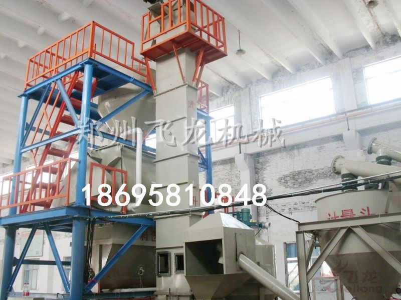 贵港干粉砂浆设备/干粉砂浆设备电路(时产8吨)