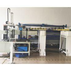 鋁箱殼拉伸機械手_二次元三次元沖壓機器人