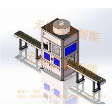 无锡锂电负极材料除尘装钵机批发厂家