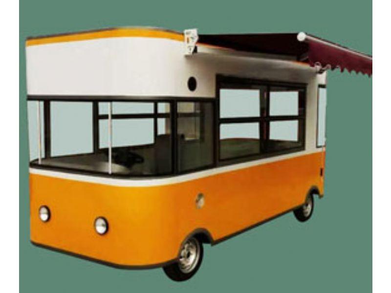 北京市流动餐车二手小吃车美食车